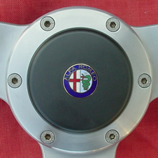 Alfa Romeo Horn Button