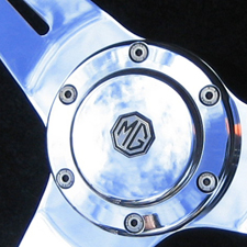 MG Horn Button