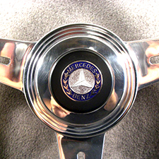 Mercedes-Benz Horn Button