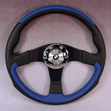 BMW Modern Steering Wheel