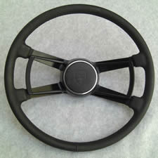 Porsche Steering Wheel Custom